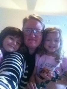my sweet goddaughters